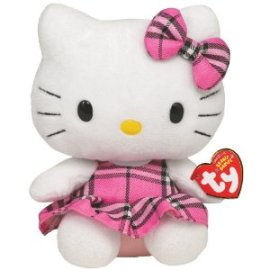 Hello Kitty Plush by Ty Products